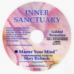 Inner Sanctuary - Guided Relaxation Compact Disc